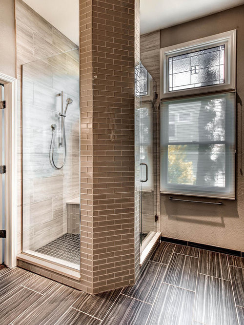 Master Bath with Tall Ceilings and an Open Feel