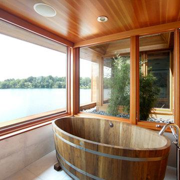 Master Bathing Suite