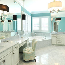 traditional bathroom Master Bathroom #1