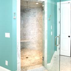 Contemporary Bathroom Master Bathroom #2