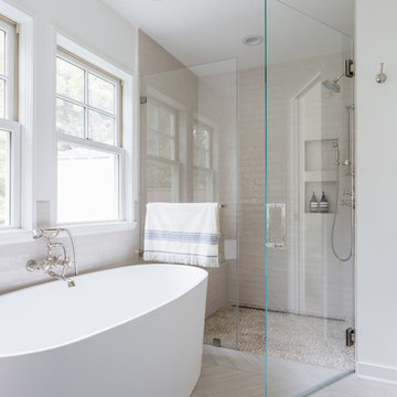 Master Bathroom Addition- Studio City, California