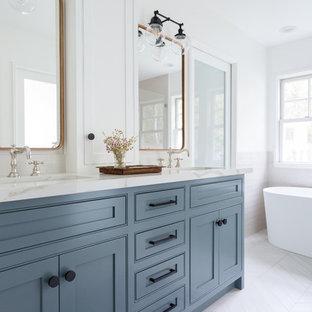 50 best beige tile bathroom ideas & remodeling photos   houzz