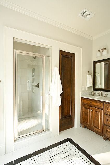 Traditional Bathroom by Renewal Design-Build