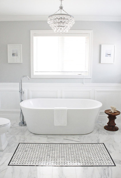 Contemporary Bathroom by AM Dolce Vita