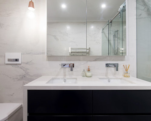 melbourne kitchen cabinets contemporary bathroom design ideas renovations amp photos 4058