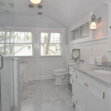 Traditional Bathroom by Stonington Cabinetry & Designs