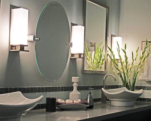 award winning master bathroom bedroom with unique style. Black Bedroom Furniture Sets. Home Design Ideas