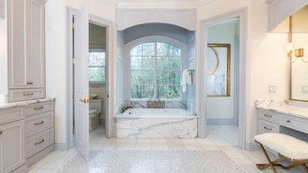 Master Bathroom and Closet, Dublin, GA
