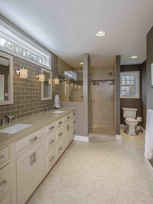 Best Window Over Vanity Design Ideas & Remodel Pictures | Houzz