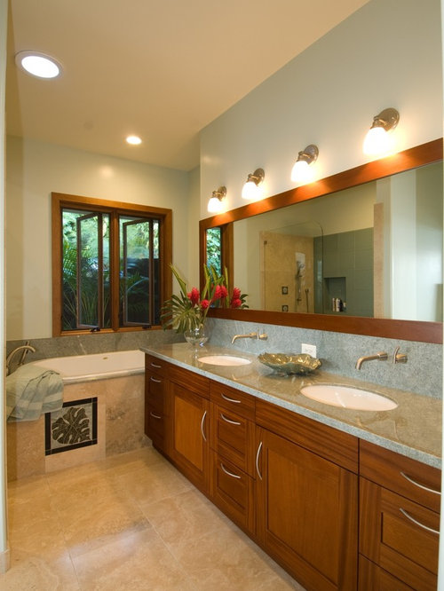 Bathroom Sconces In Mirror sconce above mirror | houzz