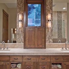 Contemporary Bathroom by ARTifact Interior Design