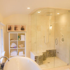 Contemporary Bathroom by ARYZE Development and Construction, Victoria BC