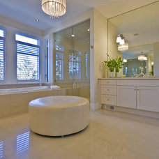Contemporary Bathroom by Begrand Fast Design Inc.