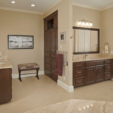 Traditional Bathroom by BRY-JO Roofing and Remodeling