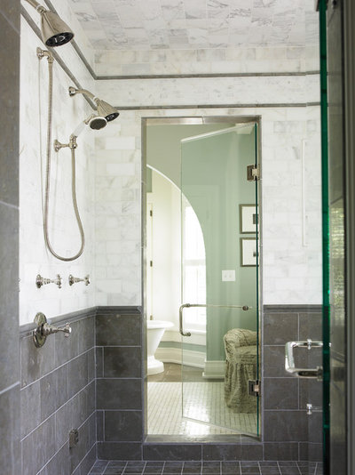Contemporary Bathroom by Brian Watford Interiors