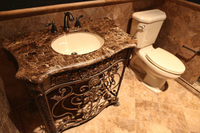 Traditional Bathroom by Broadstone Companies