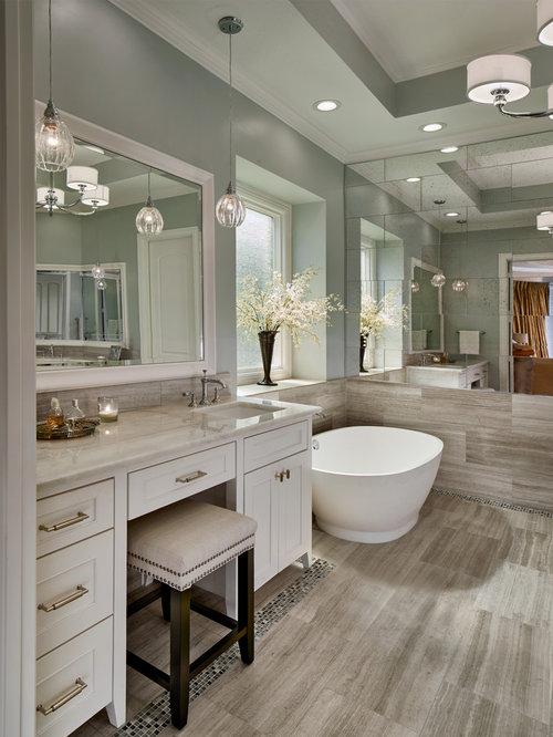 Master bath closet remodel dallas for Bath remodel dallas