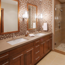 Traditional Bathroom by Christopher Hoover - Environmental Design Services