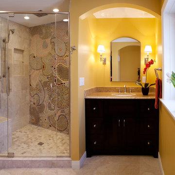 Master Bathroom - Clayton, MO