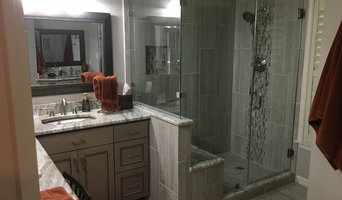 "MASTER BATHROOM - Complete remodel 12"" x 24"" Vertical Tile"
