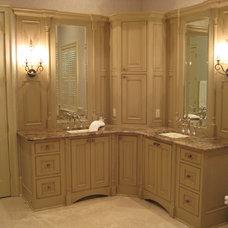 Traditional Bathroom by Adda Carpets & Flooring/Huey Brown's Kitchens