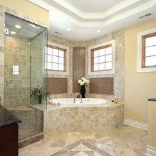Bathroom by Cornerstone Builders of SW FL