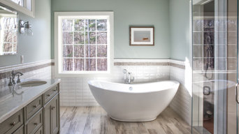 Master Bathroom (Coventry, CT)