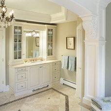 Traditional Bathroom by Craig Custom Builders