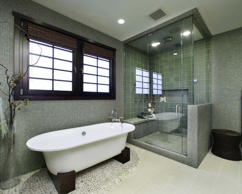 Separate Shower And Tub Ideas Pictures Remodel and Decor