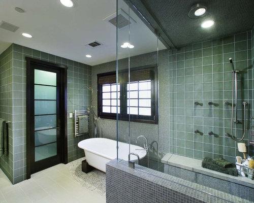 Fully Enclosed Shower fully enclosed shower   houzz
