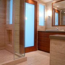 Contemporary Bathroom by Delta Star Group Inc.