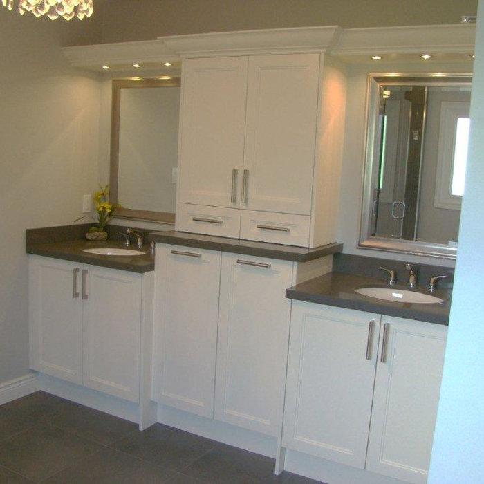 Master Bathroom Design and Renovation