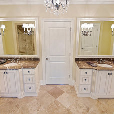 Traditional Bathroom by Designs by BSB
