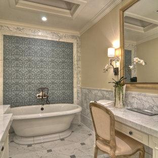 Photo of a classic bathroom in Orange County.