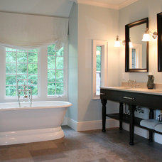 Traditional Bathroom by Dresser Homes