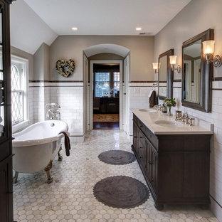 Master Bathroom, dressing room, laundry