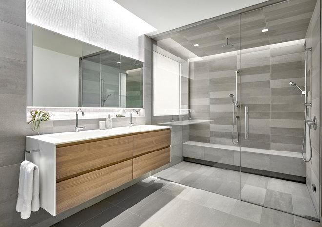 Contemporary Bathroom by dSPACE Studio Ltd, AIA