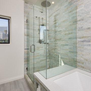 Master Bathroom - East View