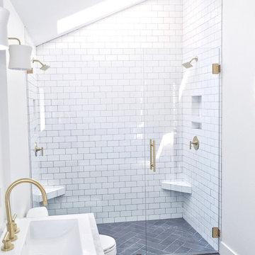 Master Bathroom-Exeter Square