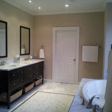 Traditional Bathroom by Fairhaven Homes