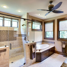 Traditional Bathroom by Fairview Builders, LLC