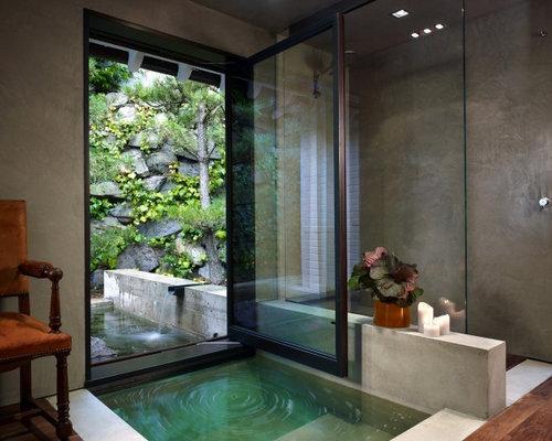Indoor Outdoor Pool Design | Houzz