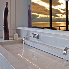 contemporary bathroom by Garret Cord Werner