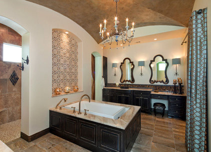 traditional bathroom by Design Studio2010, LLC