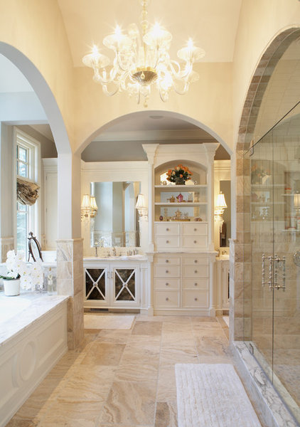 Traditional Bathroom by Hendel Homes