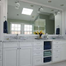 Traditional Bathroom by Kitchens & Baths Unlimited