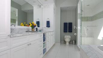 Master Bathroom Highland Park, IL