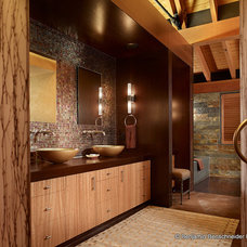 Contemporary Bathroom by Highline Partners, Ltd