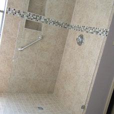 Modern Bathroom Master Bathroom