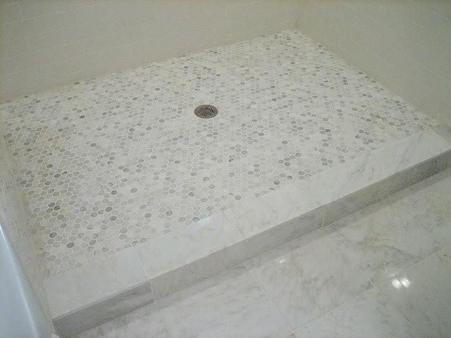 Traditional Bathroom by Ten June Designs